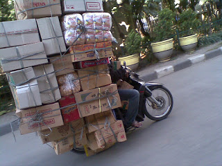 Realita Transportasi Indonesia