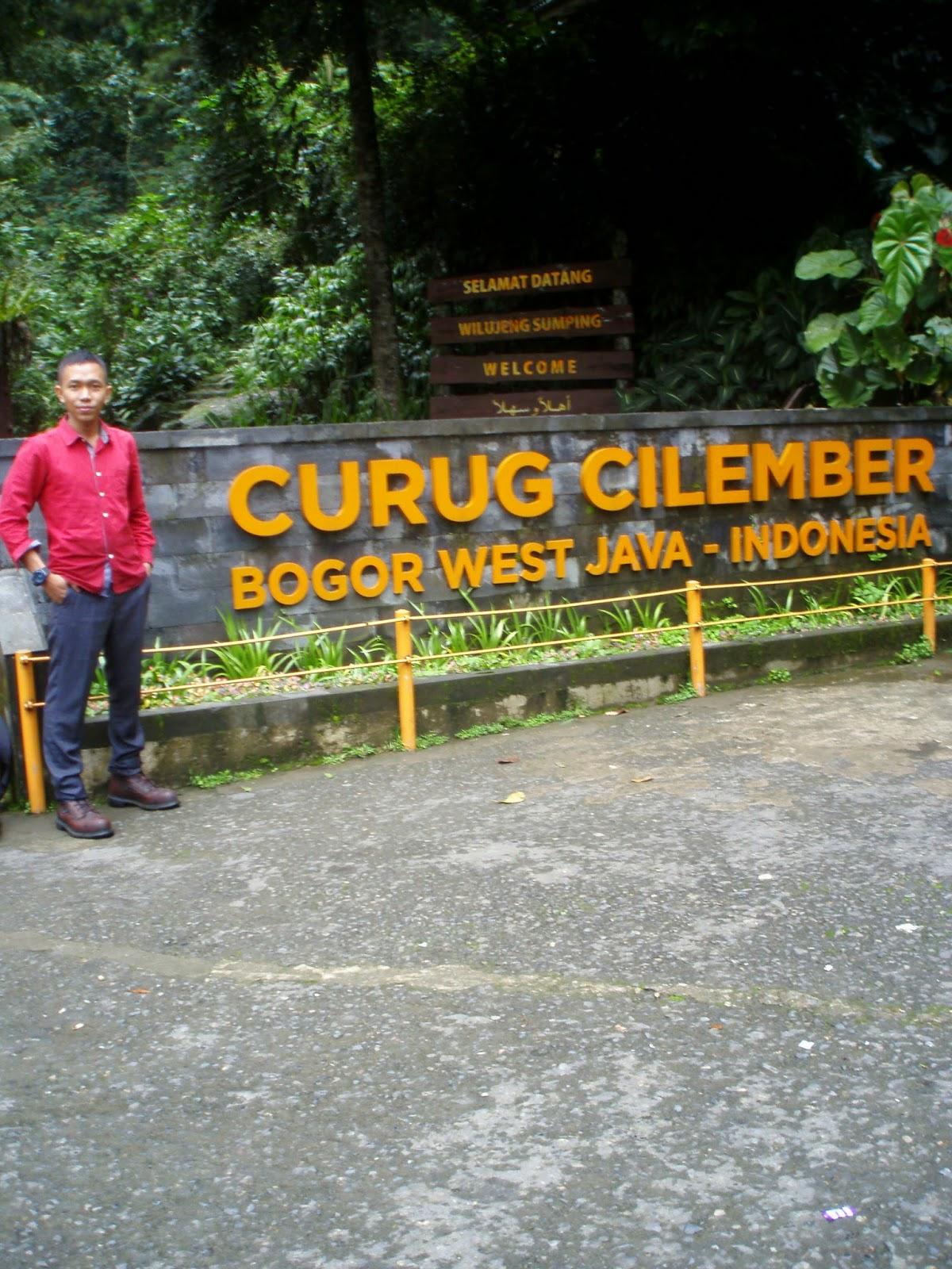 Berkunjung ke Curug Cilember Bogor Jawa Barat