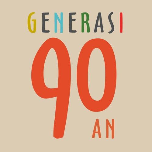 Generasi 90 Bangsaku di 2015