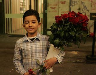 Penjual Mawar